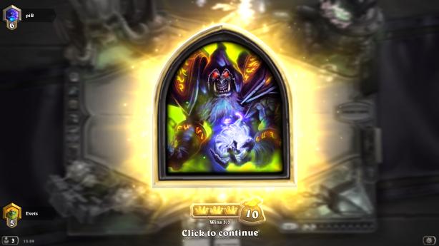 Golden warlock 2