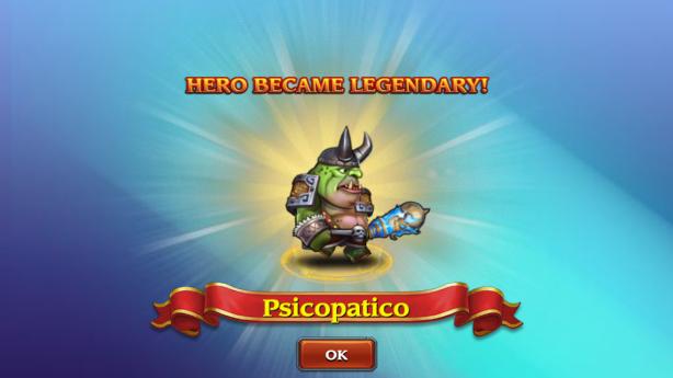 Psycopath legendary