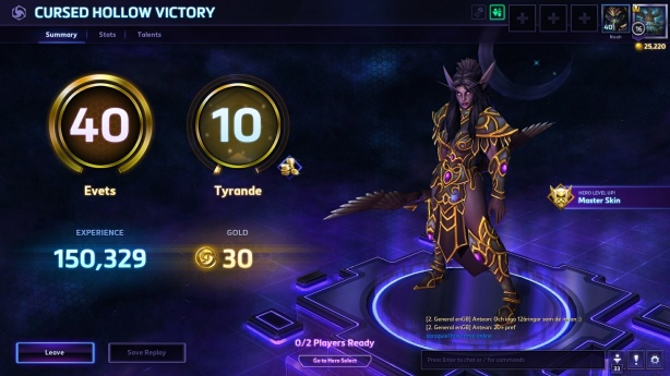 Tyrande level 10